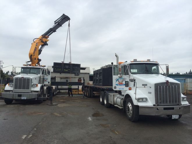 Crane Operator Training Vancouver Island
